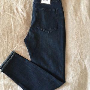 3x1 High Rise W3 Skinny Jeans